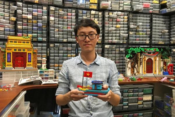 Chàng trai Việt Nam lên báo nước ngoài vì sở hữu bộ sưu tập siêu đặc biệt này - Ảnh 1