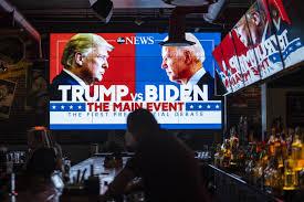 Nhà Trắng thúc giục nối lại tranh luận tổng thống Trump - Biden lần 2 - Ảnh 1