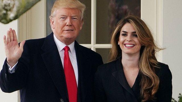 """Cố vấn Hope Hicks vốn được kỳ vọng là """"bùa may"""" cho Tổng thống Trump trước đại dịch - Ảnh 1"""