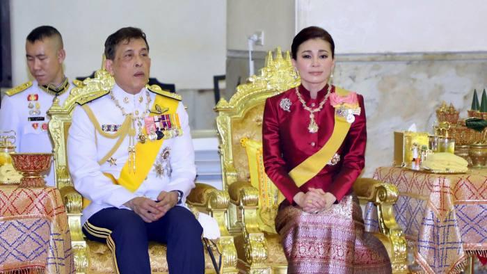 Berlin hiếm hoi lên tiếng về việc vua Thái Lan điều hành đất nước từ Đức  - Ảnh 1