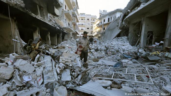 Chiến sự Syria: Liên minh Nga-Syria bị lên án gay gắt vì những cuộc giao tranh khốc liệt tại Idlib - Ảnh 1