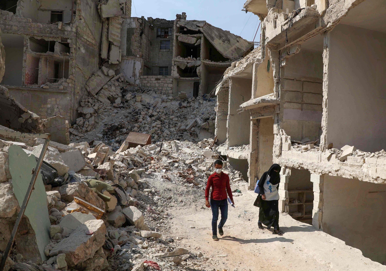 Chiến sự Syria: Liên minh Nga-Syria bị lên án gay gắt vì những cuộc giao tranh khốc liệt tại Idlib - Ảnh 2