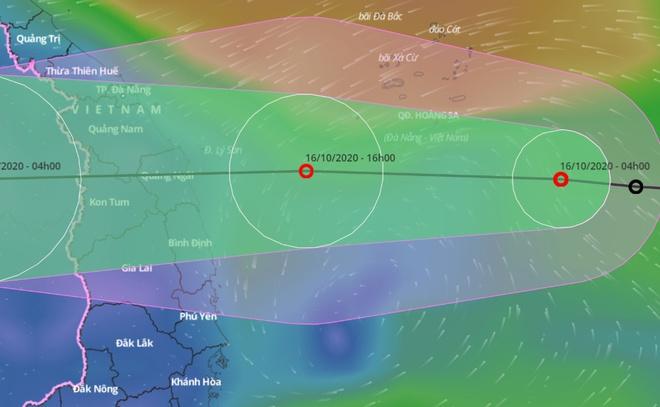 Miền Trung liên tiếp đón mưa lớn trong 5 ngày tới  - Ảnh 1