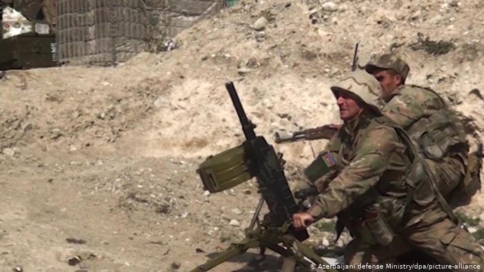 Chiến sự Armenia-Azerbaijan: Thủ tướng Nikol Pashinyan muốn chấm dứt xung đột - Ảnh 2