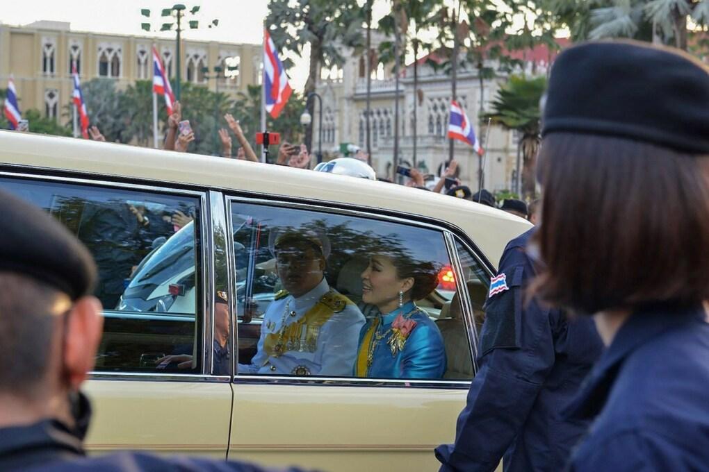Nhà vua Thái Lan: Người dân nên yêu đất nước và chế độ quân chủ - Ảnh 2