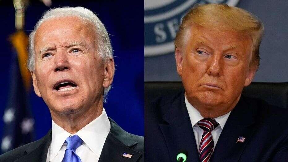 Bầu cử Mỹ 2020 mới nhất: Tổng thống Trump lội ngược dòng ngoạn mục sau bê bối của cha con ông Biden - Ảnh 1