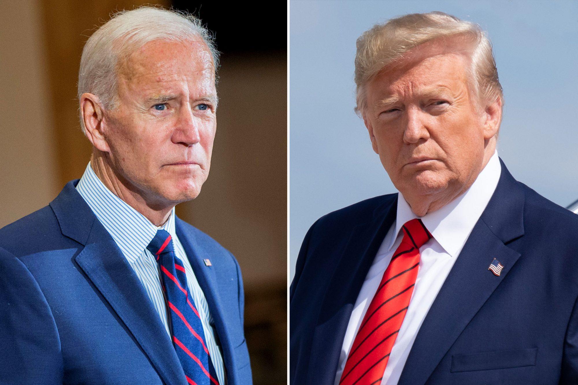 Bầu cử Mỹ 2020: Ông Bidan lần đầu thừa nhận Tổng thống Trump có thể tái đắc cử - Ảnh 1