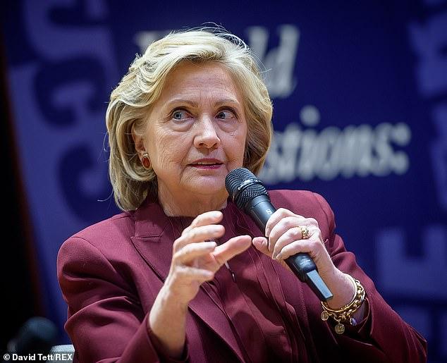 Ông Trump dành lời khen hiếm hoi cho cựu Ngoại trưởng Hillary Clinton - Ảnh 2