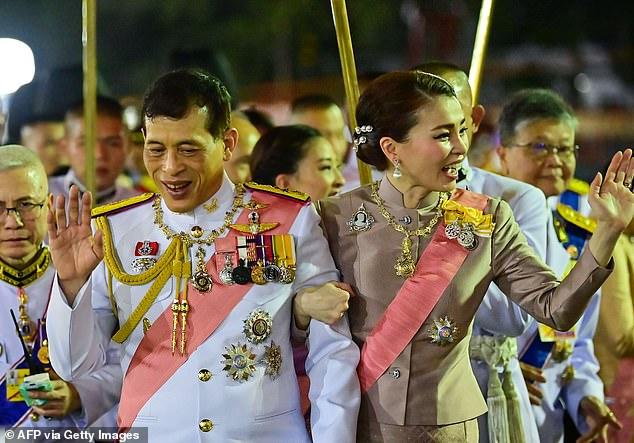 Berlin có động thái cứng rắn đầu tiên về việc nhà vua Thái Lan điều hành chính trị từ Đức - Ảnh 2