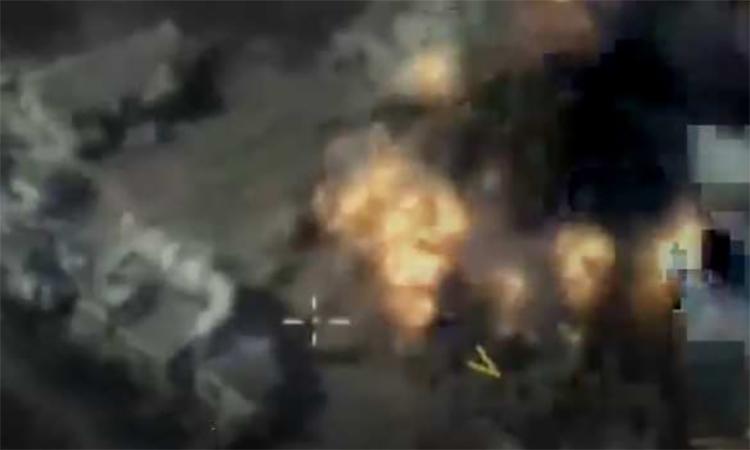 """Chiến sự Syria: Thông điệp """"rắn mặt"""" của Nga sau vụ không kích lực lượng do Thổ Nhĩ Kỳ hậu thuẫn - Ảnh 2"""
