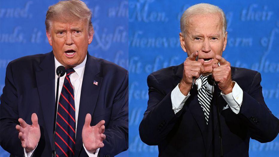 """Ông Joe Biden hối hận vì gọi tổng thống Mỹ là """"gã hề"""" - Ảnh 1"""