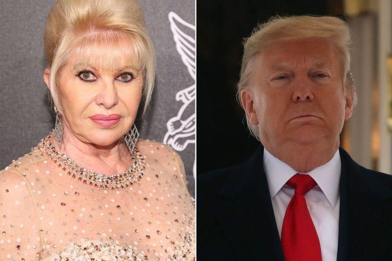"""Vợ cũ Tổng thống Trump: """"Ông ấy chưa từng nghĩ mình sẽ mắc COVID-19"""" - Ảnh 1"""