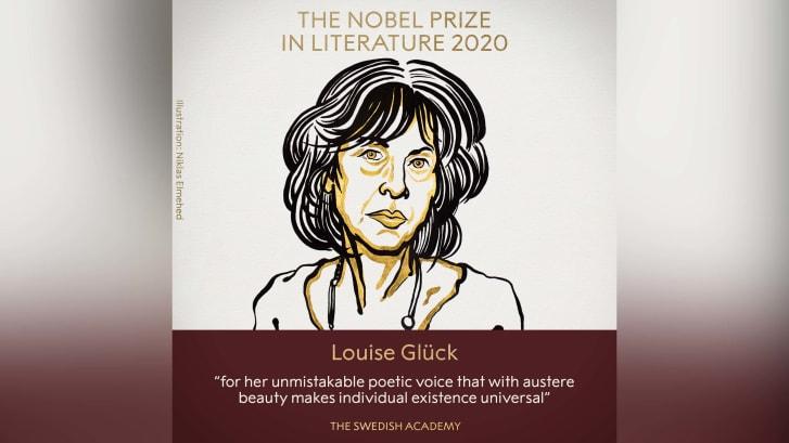 """Giải Nobel Văn học về tay nữ thi sĩ sở hữu """"giọng thơ không lẫn vào ai"""" - Ảnh 1"""