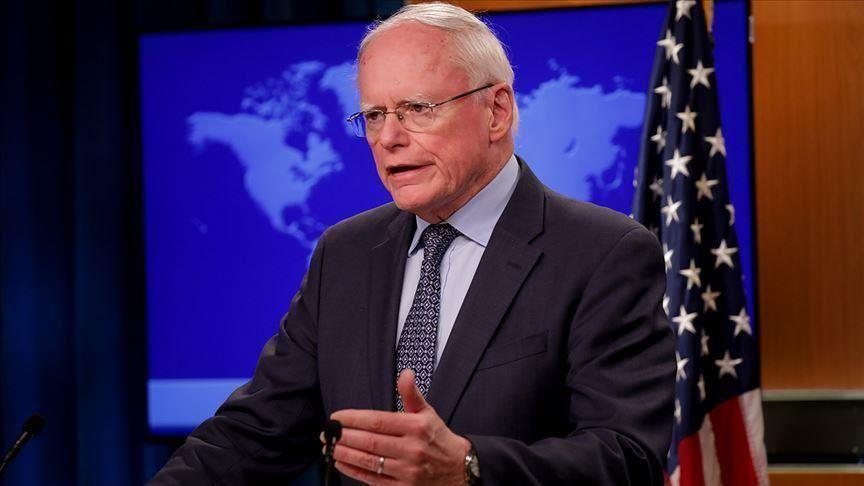 Đặc phái viên Mỹ về vấn đề Syria chuẩn bị rời sở nhiệm - Ảnh 1