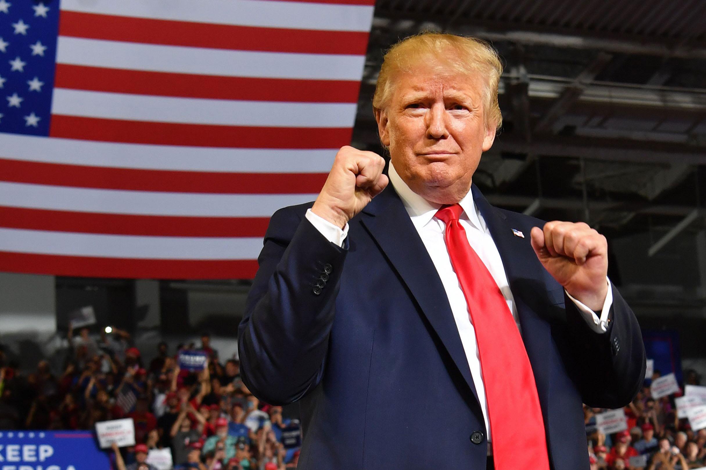 NYT: Tổng thống Trump dự tính công bố kế hoạch tranh cử năm 2024 sau khi ông Biden chính thức đắc cử - Ảnh 1