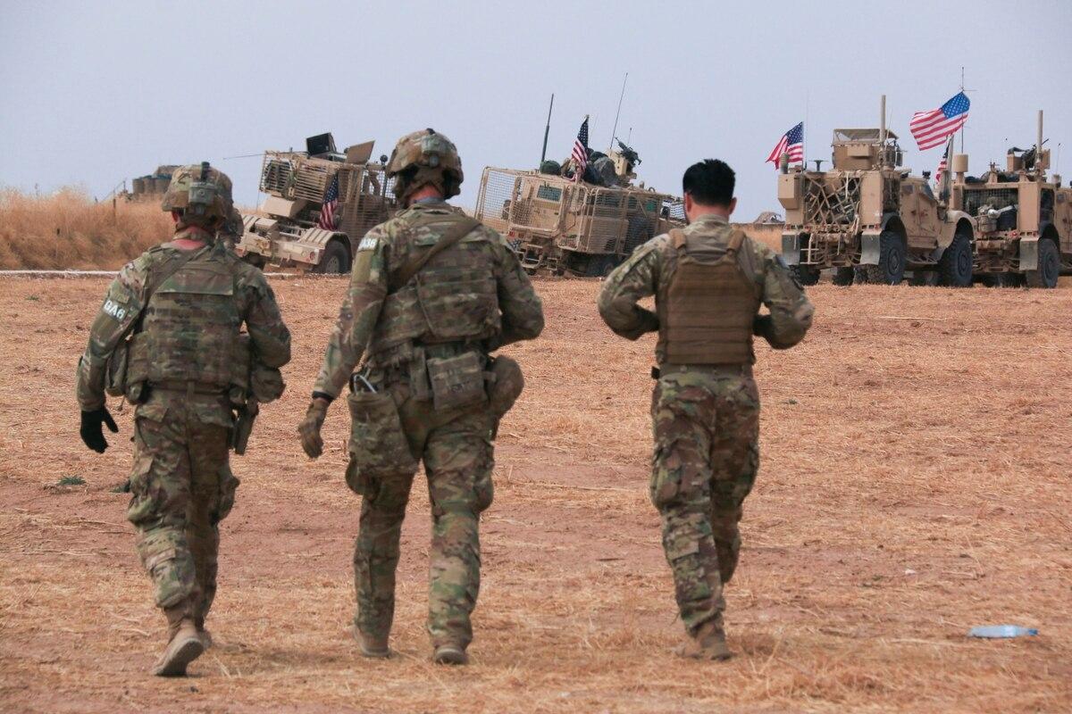Chiến sự Syria: Mỹ đưa quân từ miền Đông Syria sang phía Bắc Iraq - Ảnh 1