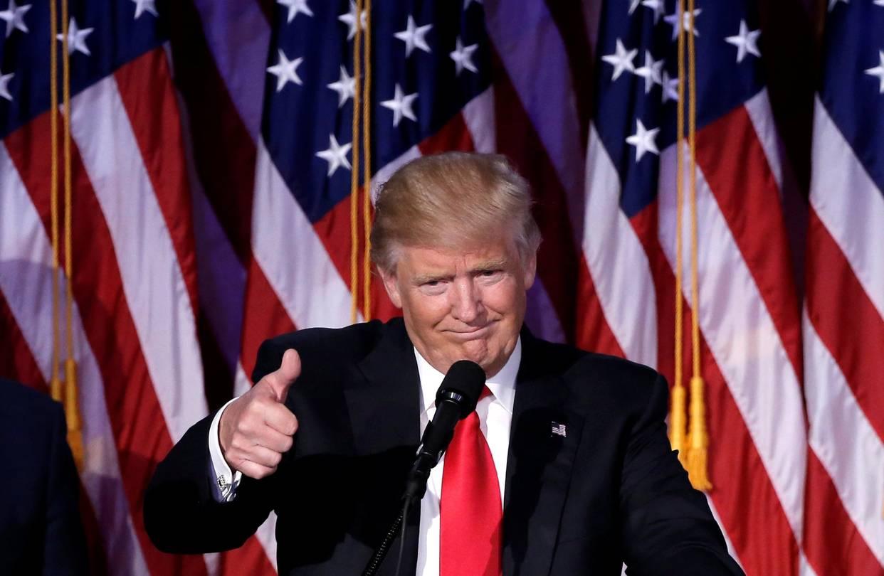 """Nỗ lực """"ghi điểm"""" của Tổng thống Trump trong những ngày cuối nhiệm kỳ  - Ảnh 1"""
