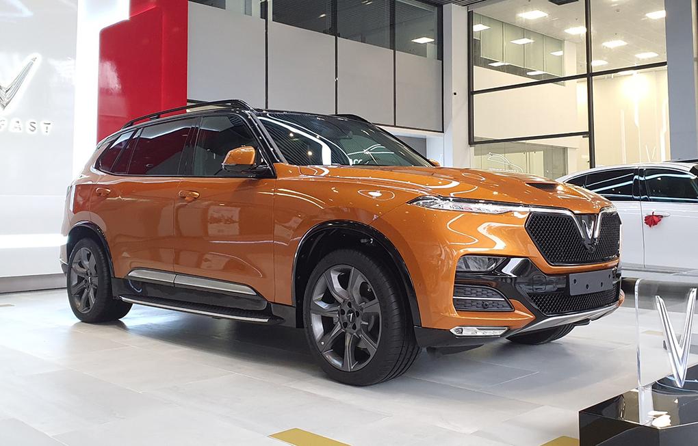 """Bảng giá xe VinFast tháng 11/2020: """"Tân binh"""" VinFast President ra mắt với mức giá 4,6 tỷ đồng - Ảnh 2"""