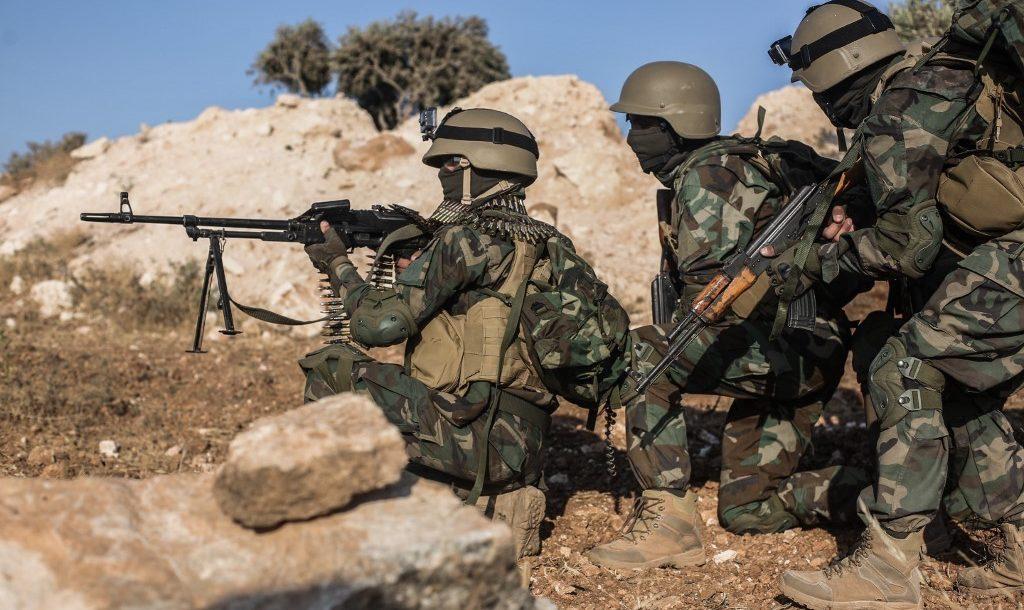 Chiến sự Syria: Lực lượng do Thổ Nhĩ Kỳ hậu thuẫn mất căn cứ quan trọng ở phía Tây Aleppo - Ảnh 1