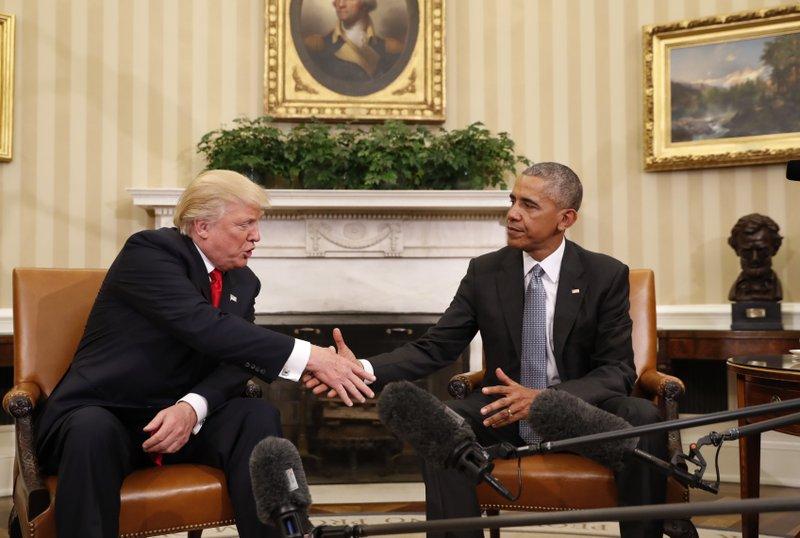 """Đội ngũ Tổng thống Trump tố cuộc chuyển giao quyền lực năm 2016 """"thiếu công bằng"""" - Ảnh 1"""