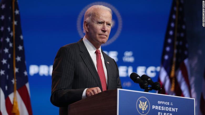 Ông Biden tiết lộ kế hoạch trong 100 ngày đầu tiên sau khi nhậm chức - Ảnh 1