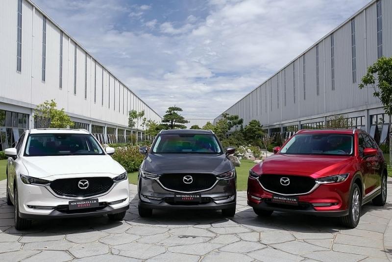 Bảng giá xe Mazda mới nhất tháng 11/2020: Xế xịn Mazda CX-5 hơn 1 tỷ đồng - Ảnh 1