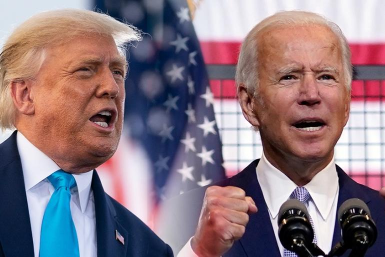 Bầu cử tổng thống Mỹ 2020: Thông điệp kết thúc chiến dịch tranh cử của 2 ứng viên - Ảnh 1