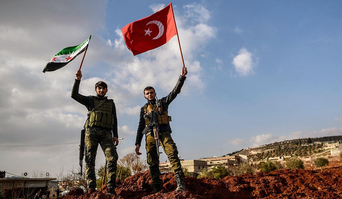 Chiến sự Syria: Ai Cập lên án gay gắt sự can thiệp của Thổ Nhĩ Kỳ - Ảnh 1