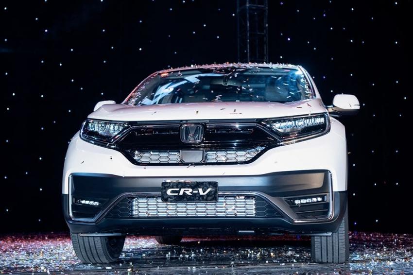 """Bảng giá xe ô tô Honda tháng 11/2020: Honda CR-V ưu đãi """"khủng"""" lên tới 90-160 triệu đồng - Ảnh 1"""