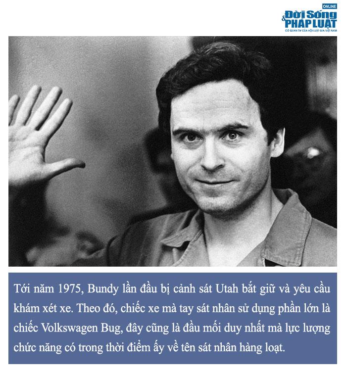 """Ted Bundy: Cơn """"ác mộng"""" nước Mỹ và tội ác ghê rợn được che đậy hoàn hảo - Ảnh 2"""