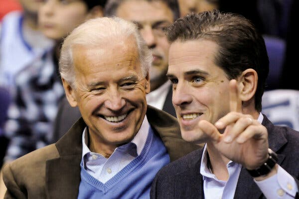 Fox News: Cuộc điều tra đặc biệt xác nhận bê bối làm ăn của con trai ông Joe Biden - Ảnh 1