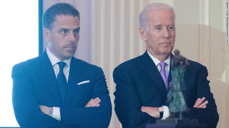 Cuộc điều tra của con trai liệu có ảnh hưởng tới ông Joe Biden? - Ảnh 1