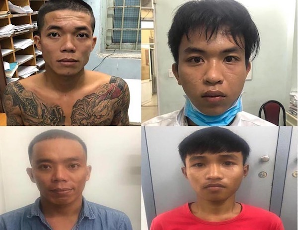 TP.HCM: Bắt kẻ thuê người chặt tay nam công nhân sau va chạm giao thông - Ảnh 2