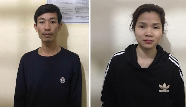 Quảng Ninh: Bắt giữ cặp vợ chồng dùng mạng xã hội môi giới mại dâm - Ảnh 1