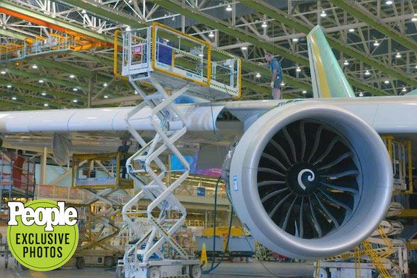 Cải tiến Không lực một: Bên trong quy trình sản xuất máy bay tổng thống thế hệ mới có gì đặc biệt? - Ảnh 2