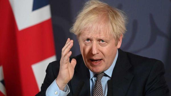 Thủ tướng Anh ca ngợi thoả thuận thương mại tự do với châu Âu hậu Brexit - Ảnh 1