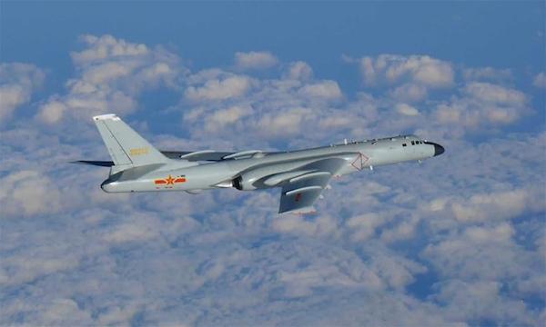 Cuộc tuần tra chung với Nga làm lộ rõ hạn chế của oanh tạc cơ Trung Quốc H-6K - Ảnh 1