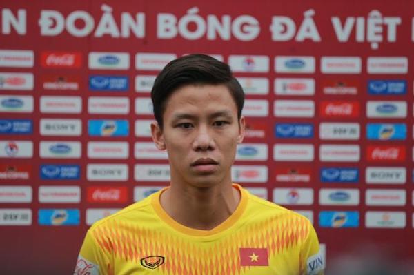 Bị rách cơ, đội trưởng Quế Ngọc Hải lỡ trận tái đấu U22 Việt Nam - Ảnh 1