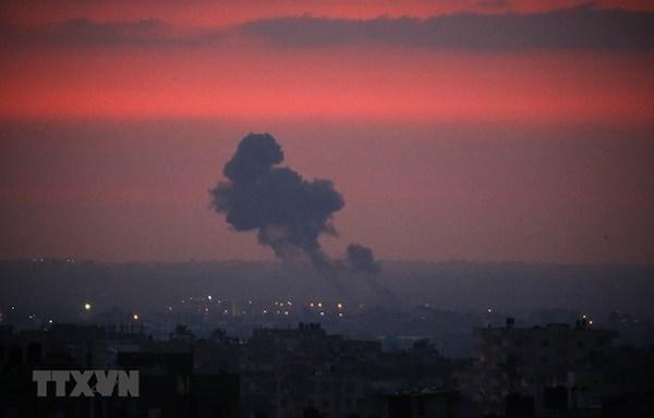 Tin tức quân sự mới nhất ngày 26/12: Không quân Israel không kích các mục tiêu Hamas ở Dải Gaza - Ảnh 1
