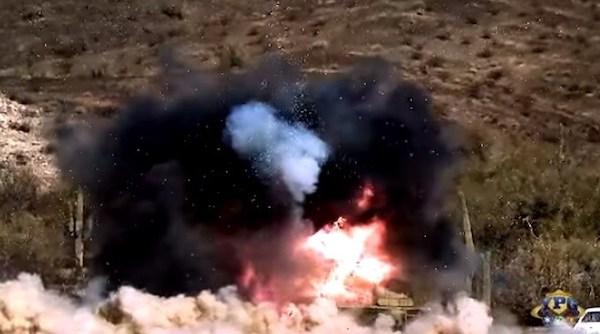 Tin tức quân sự mới nhất ngày 27/12: Mỹ dùng pháo tự hành tiêu diệt hệ thống tên lửa phòng không Kub  - Ảnh 1