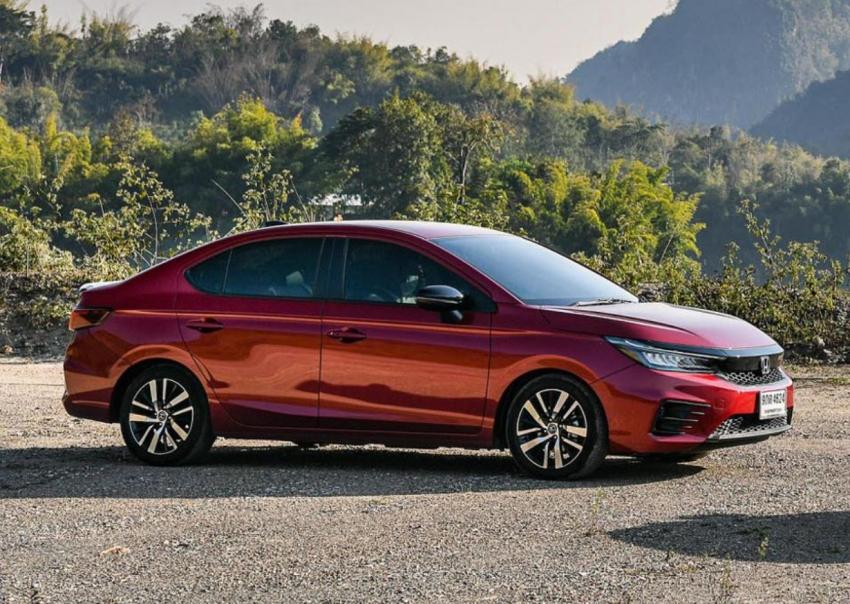 """Bảng giá xe ô tô Honda tháng 12/2020: Honda City 2020 chuẩn bị """"trình làng"""" - Ảnh 1"""