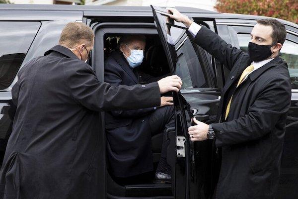 Mật vụ Mỹ thay đổi nhân sự bảo vệ Tổng thống đắc cử Joe Biden - Ảnh 1