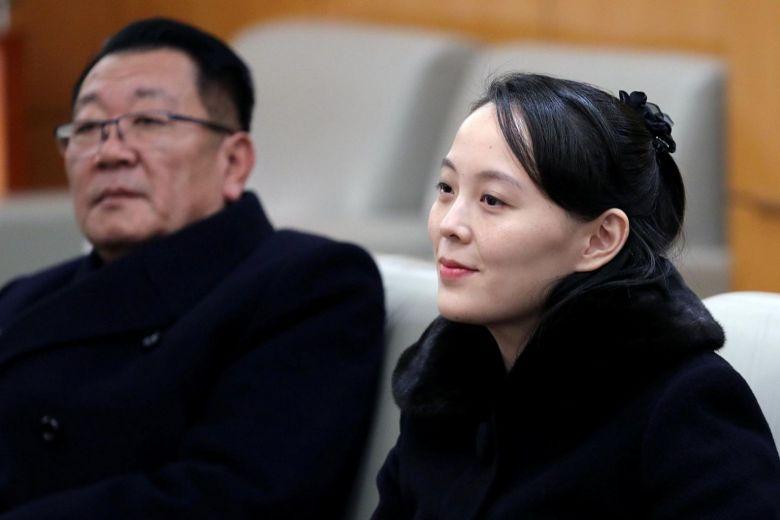 Vừa tái xuất, em gái Chủ tịch Kim Jong-un gay gắt chỉ trích ngoại trưởng Hàn Quốc - Ảnh 1