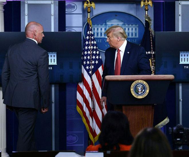 Ông Trump dự định mời ông Putin tới Mỹ dự Hội nghị G7 sau bầu cử - Ảnh 1