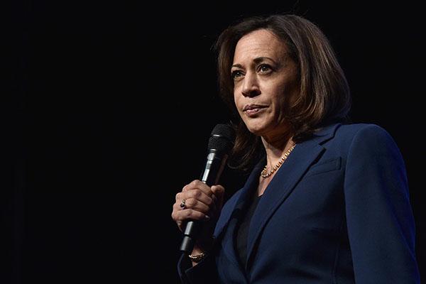 Chân dung Thượng nghị sĩ Kamala Harris, nữ phó tướng tranh cử Tổng thống Mỹ cùng ông Joe Biden - Ảnh 3