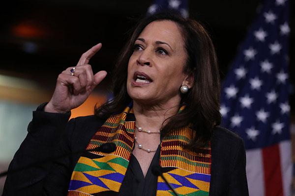 Chân dung Thượng nghị sĩ Kamala Harris, nữ phó tướng tranh cử Tổng thống Mỹ cùng ông Joe Biden - Ảnh 2
