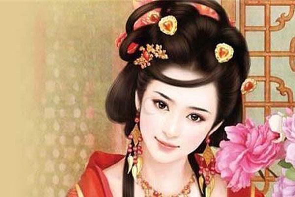Hoàng hậu Trung Quốc có sắc đẹp diễm lệ được 6 quân vương Trung Quốc mê như điếu đổ - Ảnh 1