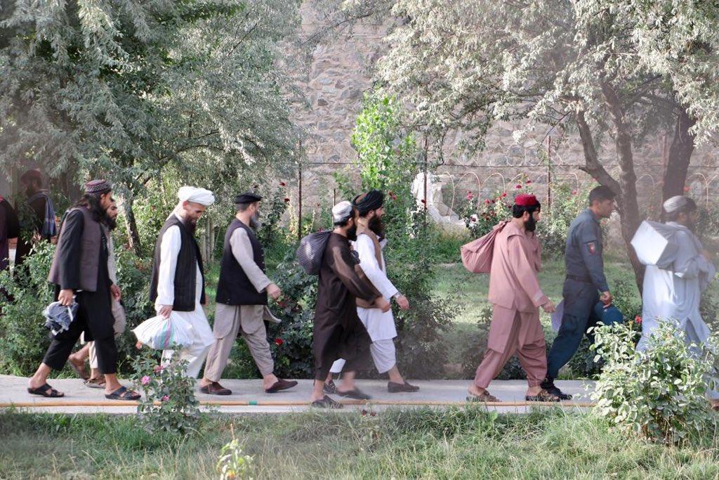 Afghanistan thả 80 trong số 400 tù nhân Taliban cuối cùng - Ảnh 1