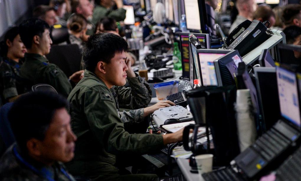 Mỹ - Hàn lùi tập trận do một sĩ quan dương tính với virus SARS-CoV-2   - Ảnh 1