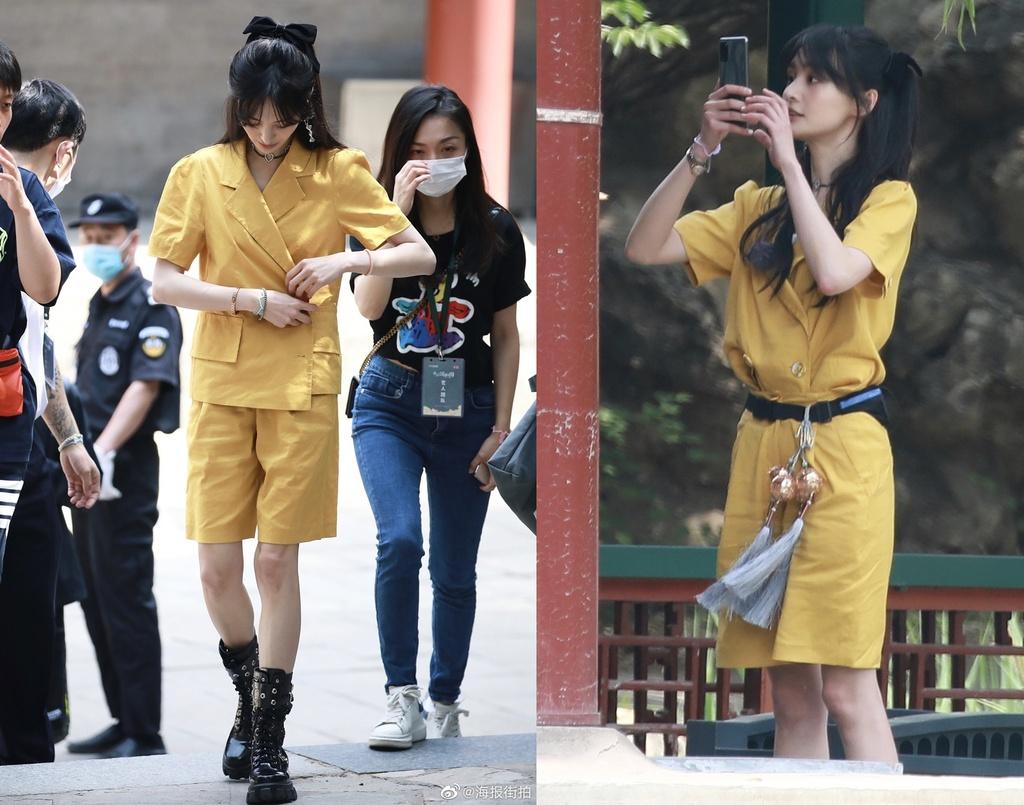 Lộ ảnh chưa photoshop của Trịnh Sảng, người hâm mộ lo ngại trước nhan sắc gầy rộc, lộ dấu hiệu hói tóc - Ảnh 4
